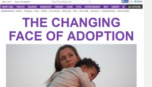 HuffPost Canada Parents targets mobile users