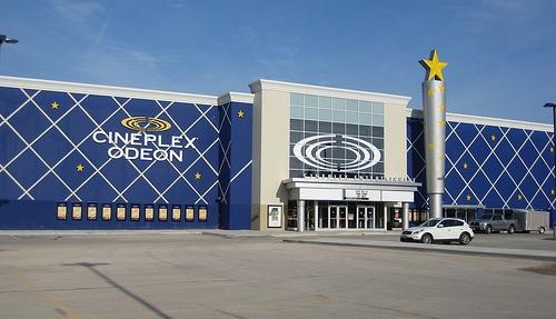 7 reviews of Cineplex Odeon