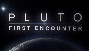 Pluto First Encounter