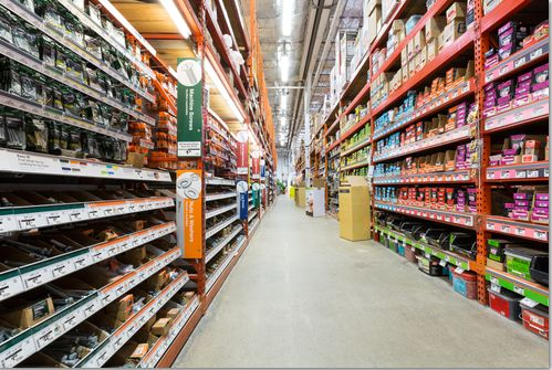 Home Depot selects new MAOR Media in Canada