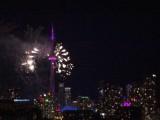 Pan Am Games, Toronto, summer, fireworks