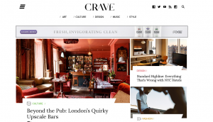 Crave's New Look
