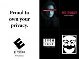 Mr. Robot campaign