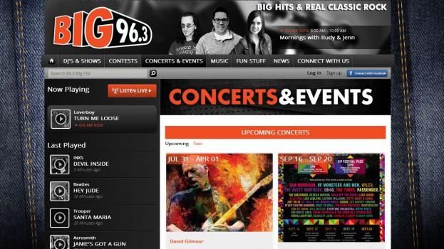 Corus's BIG goals for Kingston radio » Media in Canada