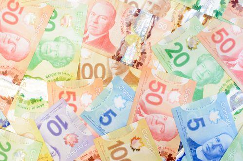 money, Canada