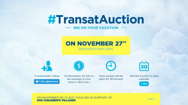 Transat Auction