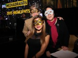 IPG Mediabrands: Mask winners (left to right: Penny Stevens, Media Experts, Rose Lee, M2, Rena Cayari, Reprise)