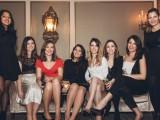 Doha Skaf, Caroline Marin,Jennifer Taieb, Malika Che, Maude Desormiers, Genevieve Girard and Paola Asencio