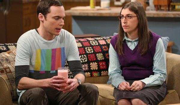 Big bang theory season 7, ep 13