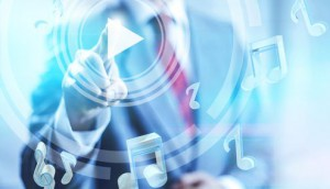 digitalMusicShutterstock
