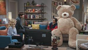 Big Bang theory season 9, eipsode 20