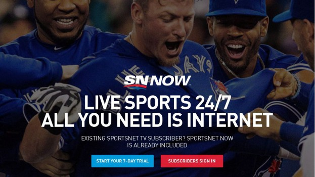 sportsnetNOW