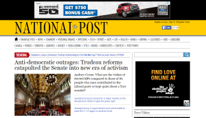 National Post 2016