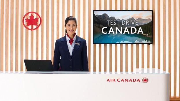 test drive canada
