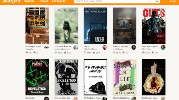 Wattpad to push horror content into Turner pipeline » Media