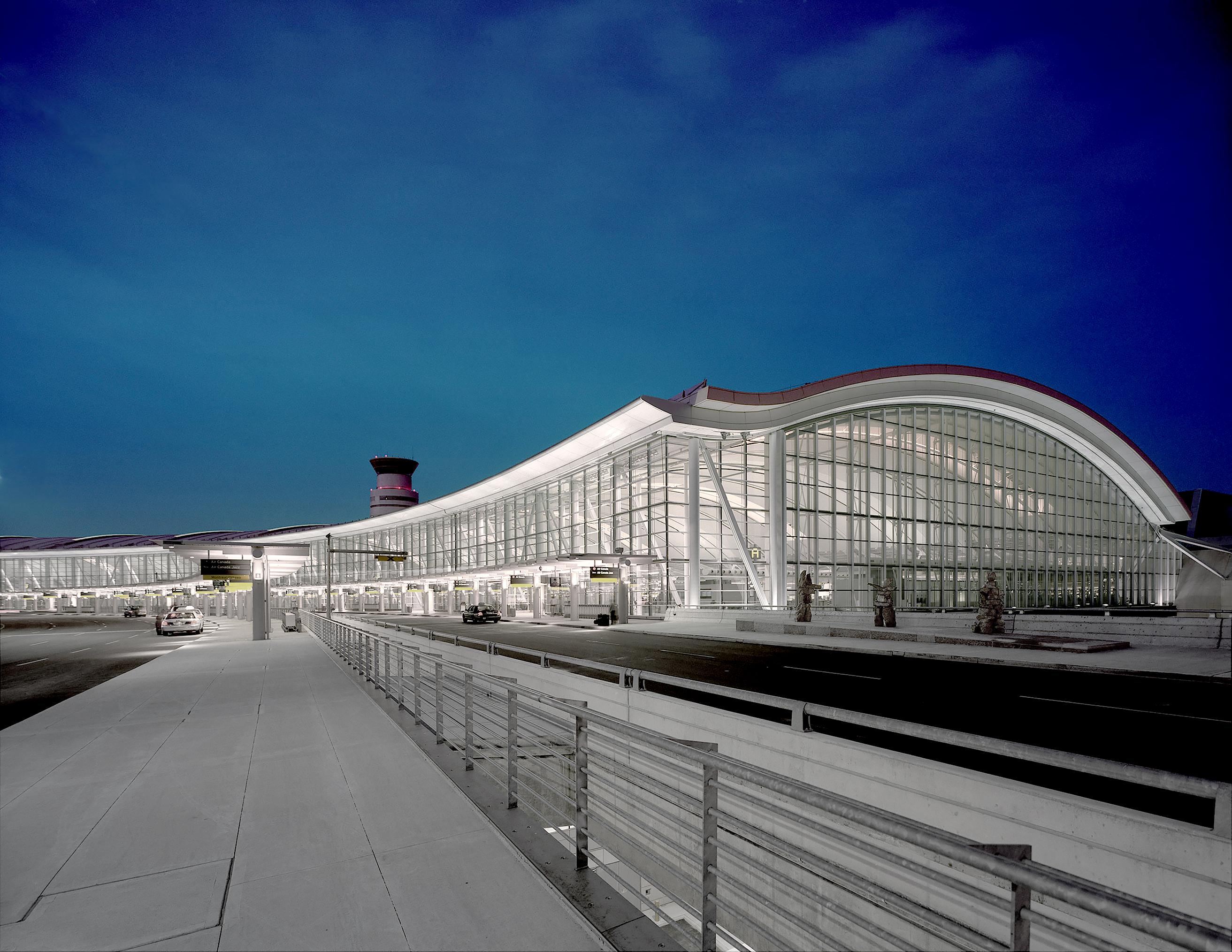 Pearson airport escorts