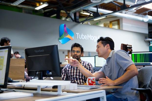 TubeMogul's Toronto offices