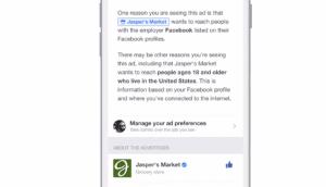 Facebook fights ad blockers