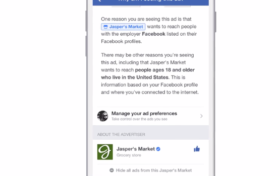 Facebook fights ad blockers