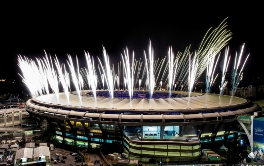 Olympics Opening Rio 2016