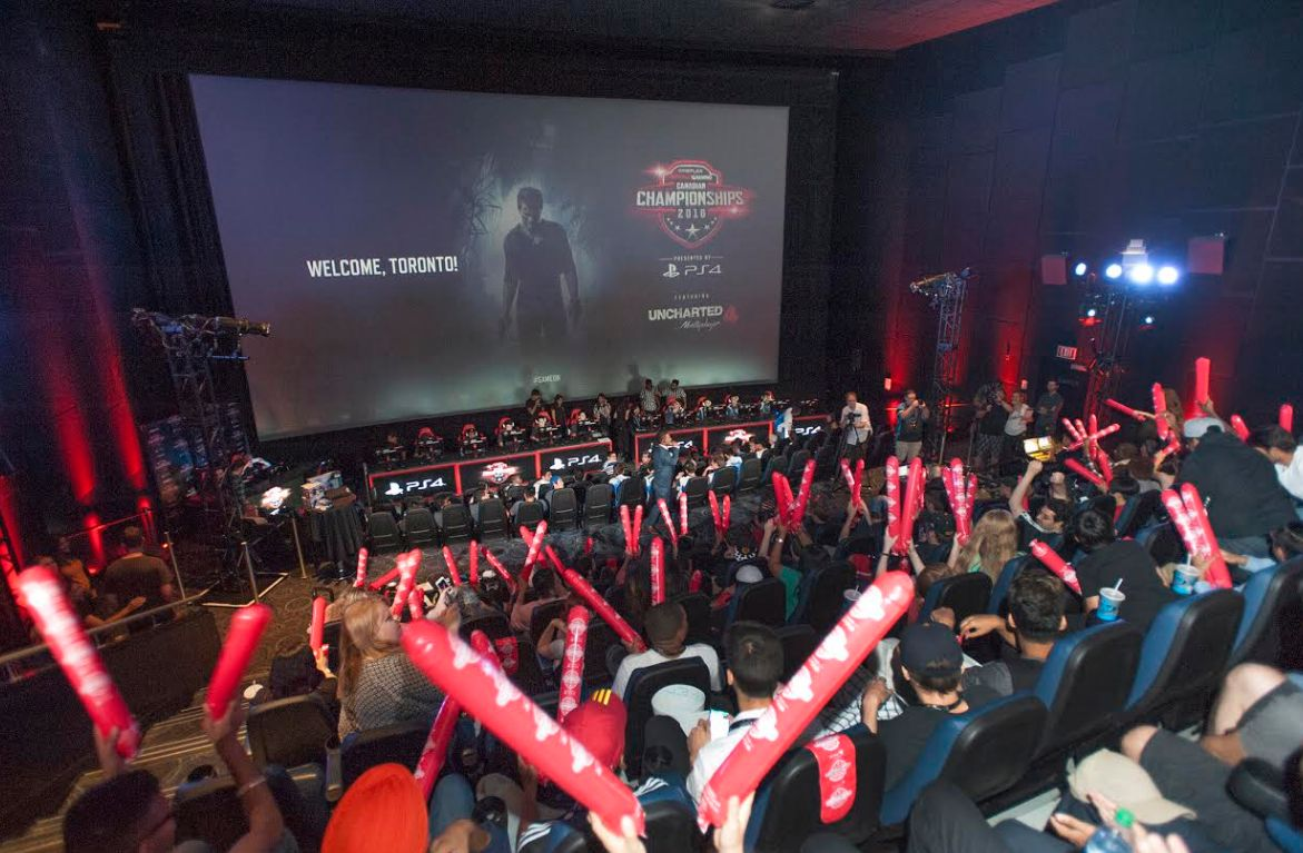 Eb Games Signs E Sports Deal 187 Media In Canada