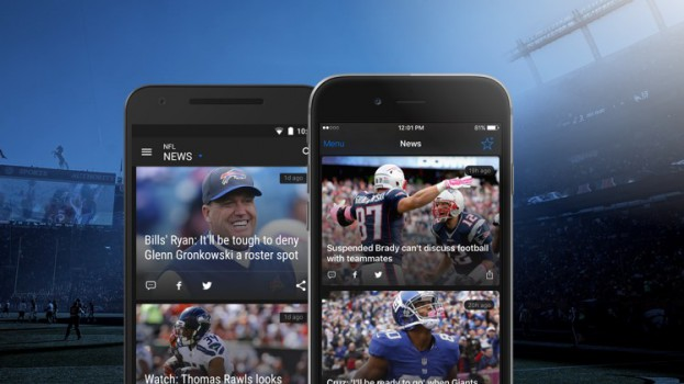 theScore- Inc--theScore App Delivers 24-7 Football Coverage-