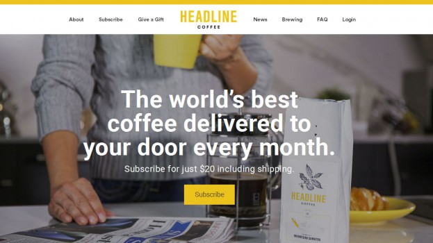 headlineCoffee