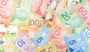 Copied from Playback - Copied from Media in Canada - canadianMoneyShutterstock