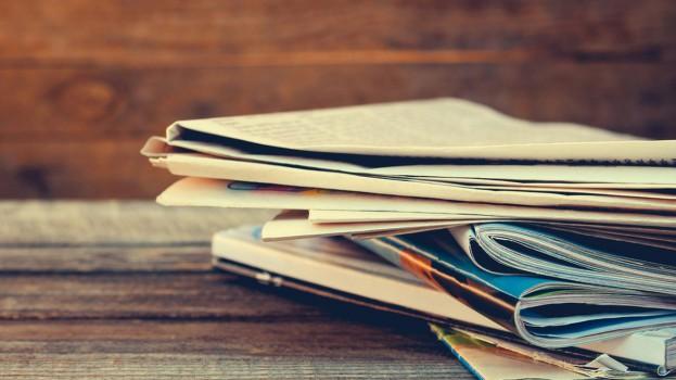 magazineNewspaperShutterstock