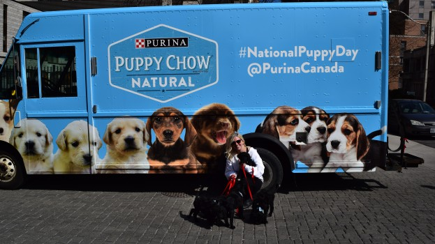 Purina Puppy Mobile