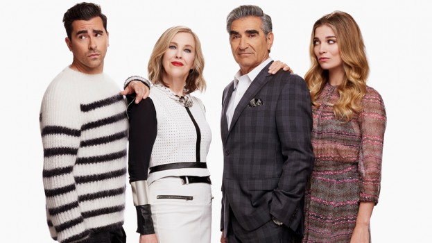 Copied from Playback - Schitt's creek season two cast
