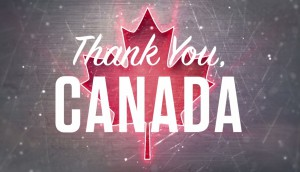 Thank You Canada
