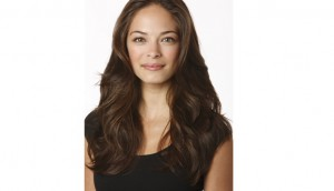 Kristin Kreuk, star of CBC's new drama, Burden of Truth