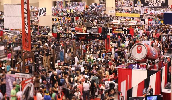 05e8e4ca061 Broadcasters go big at Fan Expo » Media in Canada