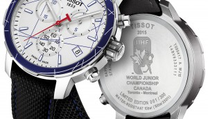 TISSOT S.A. - Tissot proudly unveils limited edition timepiece