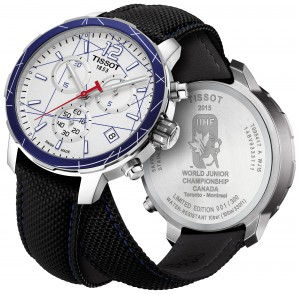 TISSOT S.A. - Tissot proudly unveils limited edition timepiece