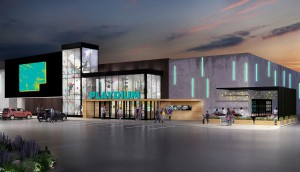 Playdium Whitby Rendering Exterior
