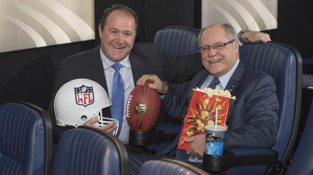 Cineplex-Cineplex Quarterbacks Exclusive Canadian Sponsorship to