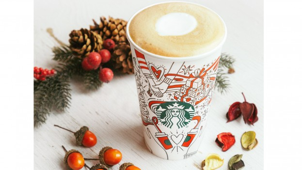 Starbucks Christmas