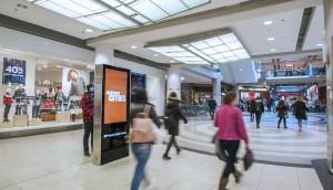 Malls CF Toronto Eaton Centre - (Digital Directory)