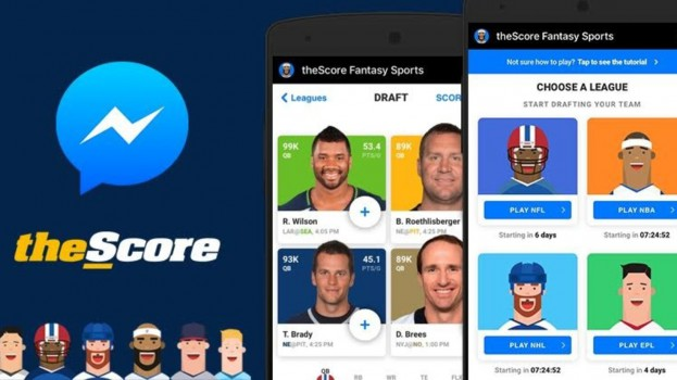 theScore- Inc--theScore Launches First-Ever Fantasy Sports Game