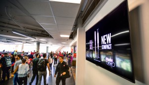 Rouge Media's digital screens in Canadian campuses