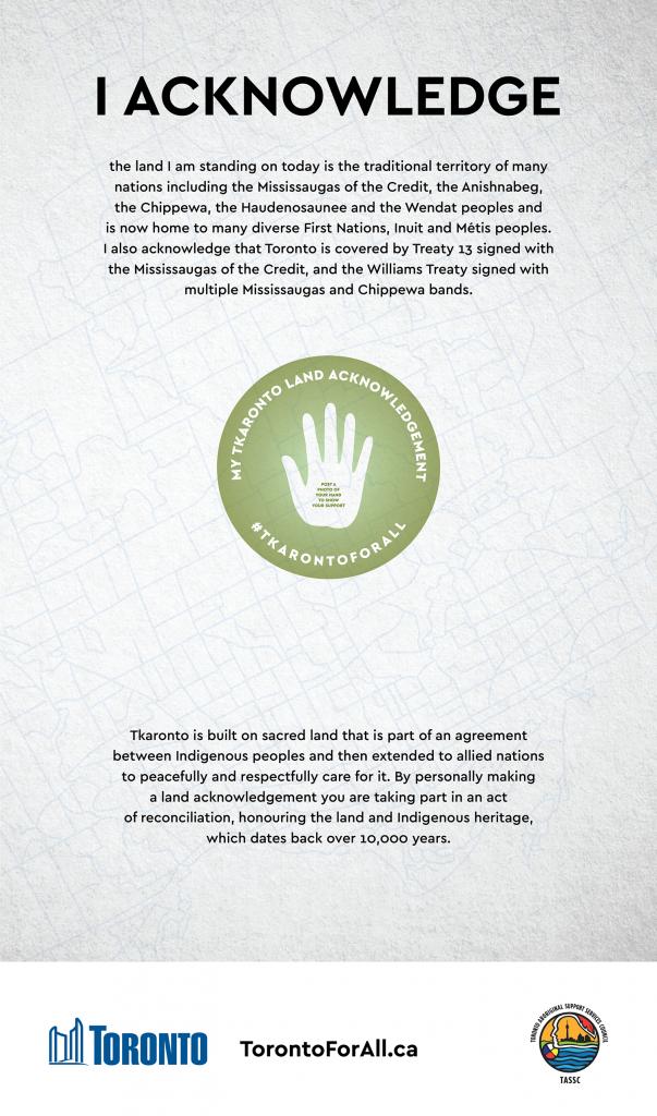 Land Acknowledgement