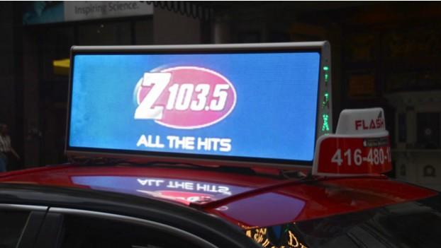 Taxi Top Z103