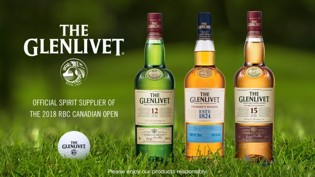 Corby Spirit and Wine Communications-The Glenlivet renews partne