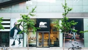 SOREL-The First Sorel Pop-Up Shop Comes to Canada