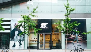 SOREL-The First Sorel Pop-Up Shop Comes to Canada