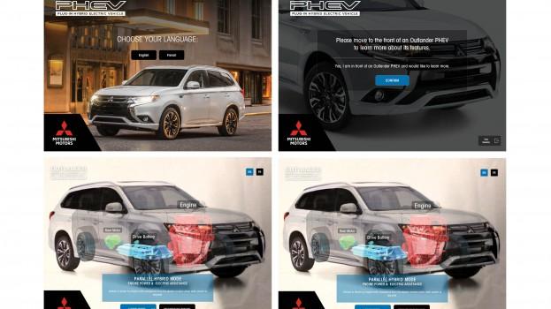 St  Joseph dives deeper into AR with Mitsubishi » Media in Canada