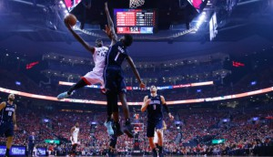 Orlando Magic v Toronto Raptors - Game One