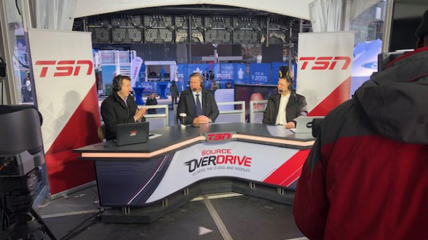Tsn S Overdrive Signs The Source As Lead Sponsor Media In Canada